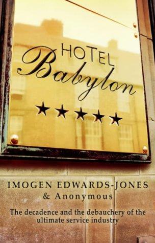 9780593052723: Hotel Babylon
