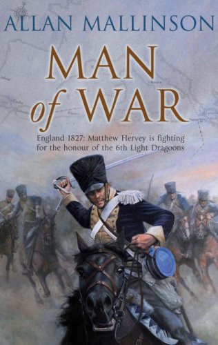 9780593053423: Man Of War (Matthew Hervey 09)