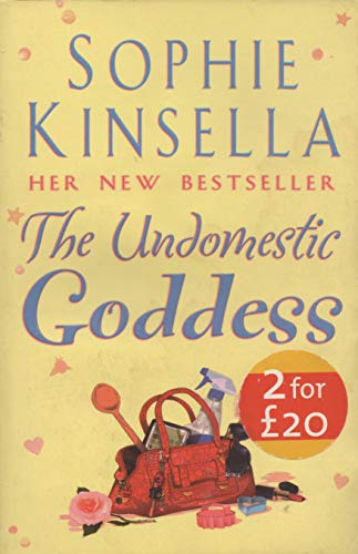 The Undomestic Goddess (0593053850) by Sophie Kinsella