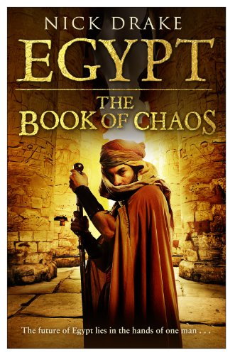 9780593054031: Egypt: The Book of Chaos (Rai Rahotep 3)