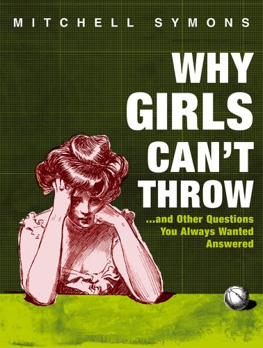9780593054048: Why Girls Can't Throw