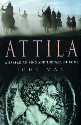 9780593054215: Attila The Hun: A Barbarian King and the Fall of Rome