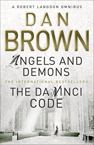 "Robert Langdon Omnibus: """"Angels and Demons"""", """"The Da Vinci Code"""""