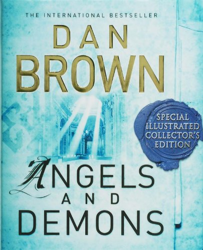 essay questions dan brown angels and demons Science and religion in dan brown's 'angels and demons that one is led to dismiss all works of dan brown promising answers to questions.