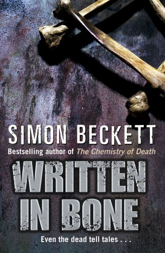 Written in Bone - 1st Edition/1st Impression: Beckett, Simon
