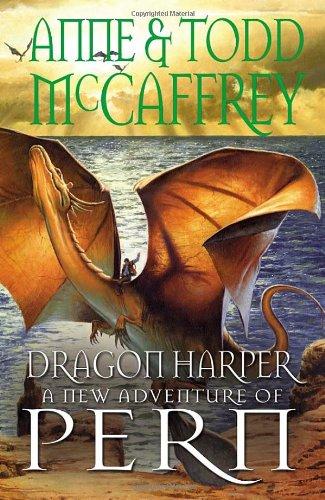 9780593055281: Dragon Harper: 01 (Dragons of Pern)