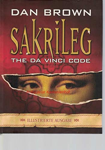 9780593055816: 3 Bücher: Sakrileg - The Da Vinci Code. Illsutrierte Ausgabe + Das wahre Sakrileg - Die verborgenen Hintergründe des Da-Vinci-Codes + Das verlorene Symbol
