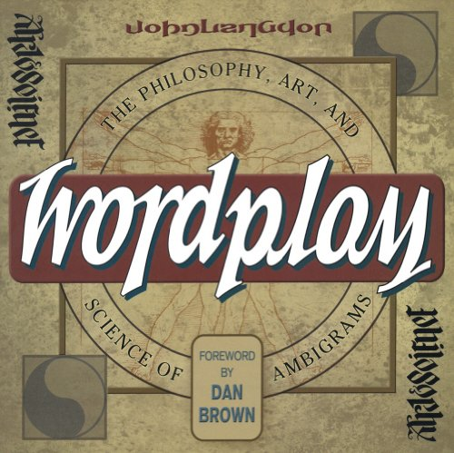 9780593055823: Wordplay: Art and Science/Ambigrams