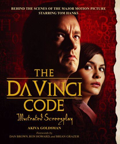 9780593056578: The Da Vinci Code: Illustrated Screenplay