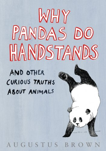 9780593056936: Why Pandas Do Handstands...: And Other Curious Truths About Animals