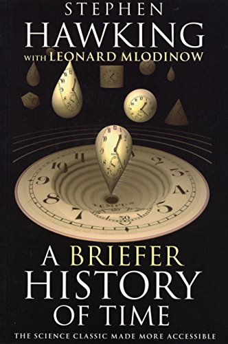 9780593056974: A Briefer History of Time