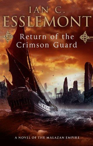 9780593058091: Return of the Crimson Guard