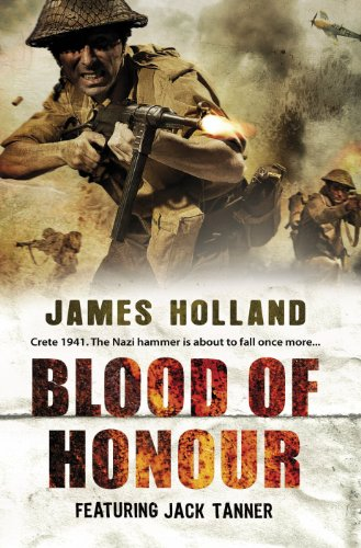 9780593058381: Blood of Honour (Jack Tanner 3)