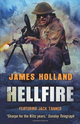 9780593058404: Hellfire (Jack Tanner 4)