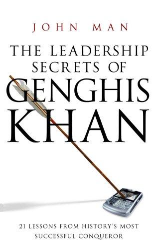 9780593058480: The Leadership Secrets of Genghis Khan