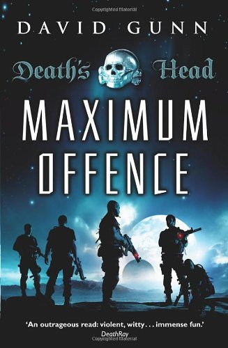9780593058718: Death's Head: Maximum Offence