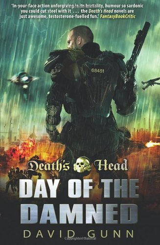 9780593058732: Deaths Head: Day Of The Damned (Deaths Head 3)