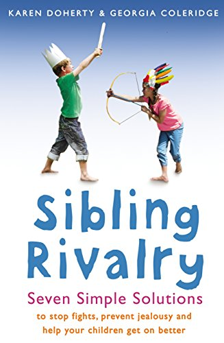 9780593059166: Sibling Rivalry: Seven Simple Solutions