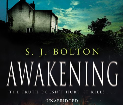 Awakening Signed Lined and Publication Dated UK 1st Edition 1st Impression hardback: Bolton S J