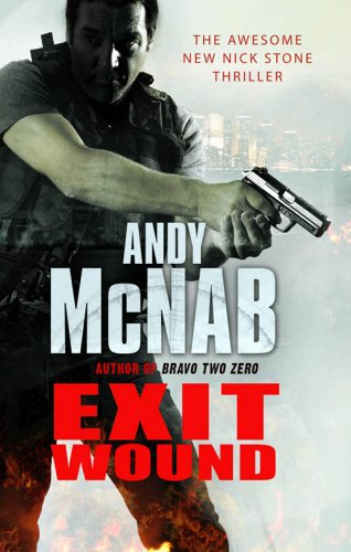Exit Wound (Signed copy): McNab, Andy