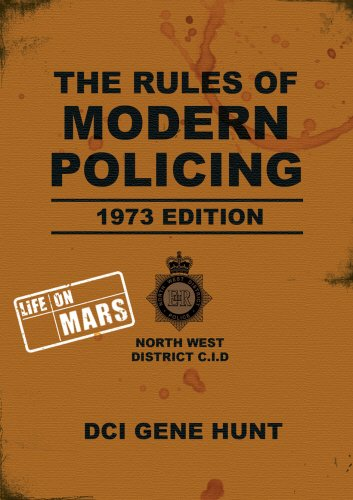 9780593060209: The Rules of Modern Policing - 1973 Edition: (Life on Mars)