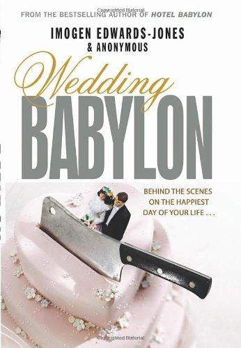 9780593060537: Wedding Babylon
