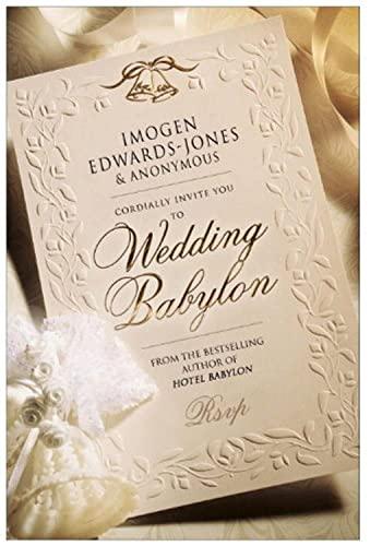 9780593060544: Wedding Babylon