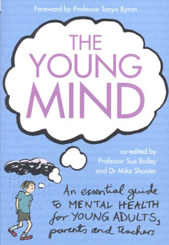 9780593061381: The Young Mind: An Essential Guide to Mental Health for Young Adults, Parents and Teachers