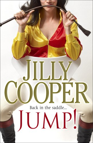 Jump! 1st edition signed by the author: Jilly Cooper