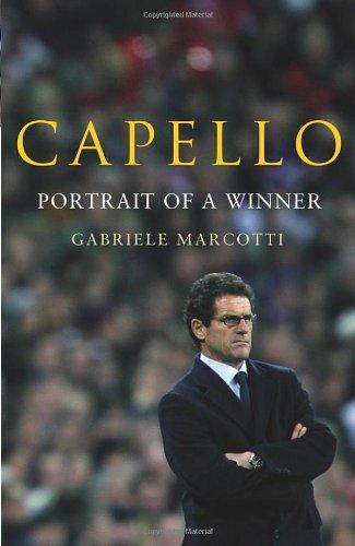 9780593061589: Capello: Portrait of a Winner