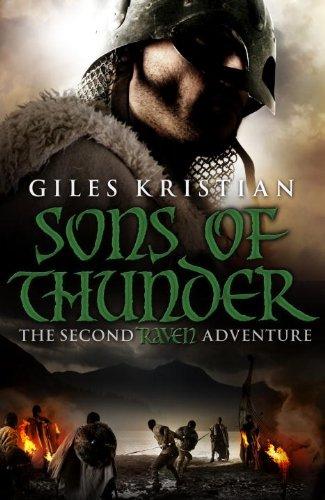 9780593061657: Sons of Thunder (Raven: Book 2)
