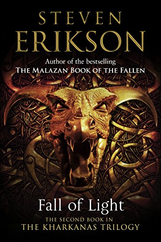 9780593062197: Fall of Light: The Second Book in the Kharkanas Trilogy