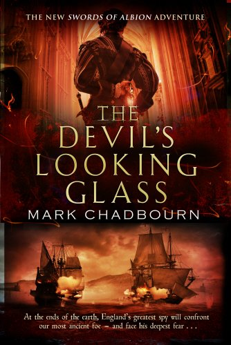 The Devil's Looking Glass: Sword of Albion 3 (0593062493) by Mark Chadbourn