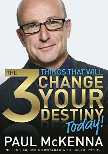 9780593064030: The 3 Things That Will Change Your Destiny Today!