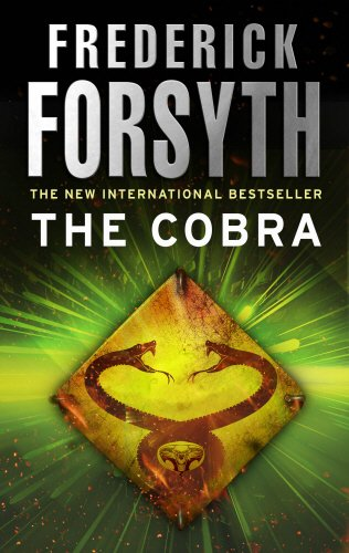 The Cobra - 1st UK Edition/1st Impression: Forsyth, Frederick