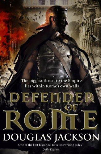 9780593065143: Defender of Rome (Gaius Valerius Verrens 2)