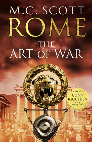 9780593065464: Rome: The Art of War (Rome 4)