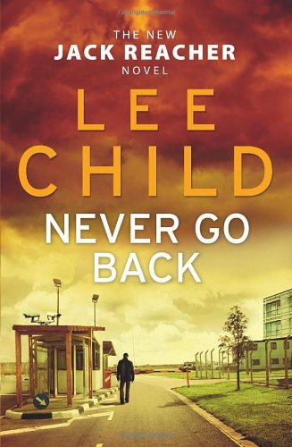 Never Go Back (FIRST PUBLISHER)