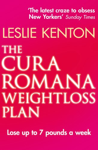 9780593066737: The Cura Romana Weightloss Plan