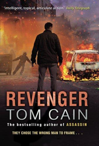 9780593067697: Revenger (Samuel Carver, #6)