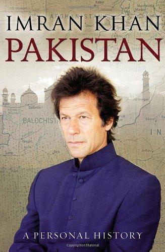 Pakistan: A Personal History (0593067746) by Imran Khan