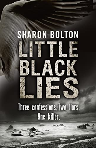 LITTLE BLACK LIES - SIGNED FIRST EDITION: BOLTON Sharon (