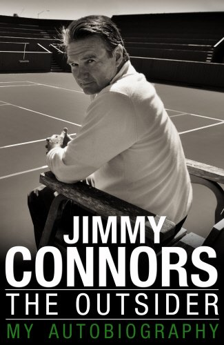 The Outsider: My Autobiography (9780593069271) by Jimmy Connors