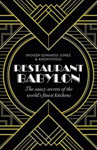 9780593069912: Restaurant Babylon