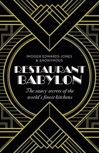 9780593069912: Restaurant Babylon