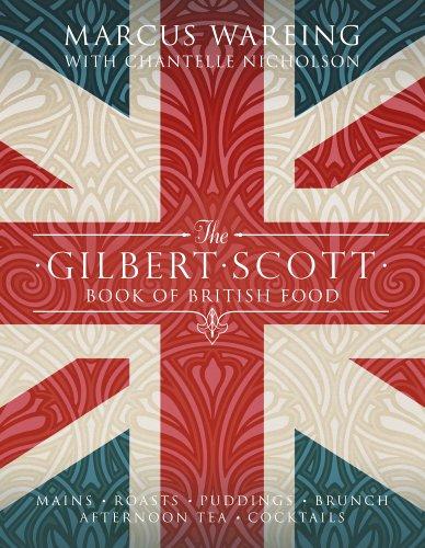 9780593070437: The Gilbert Scott Book of British Food