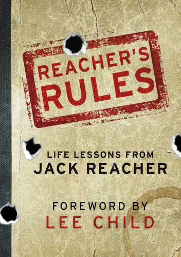 9780593070734: Reacher's Rules: Life Lessons from Jack Reacher