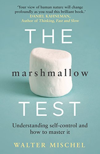 9780593071311: The Marshmallow Test: Understanding Self-control and How to Master it