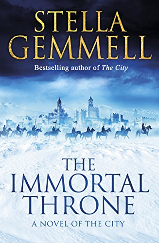 The Immortal Throne (Paperback): Stella Gemmell