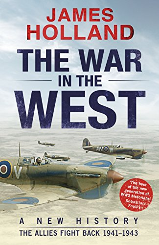 9780593071670: The War in the West: A New History Volume 2, . the Allies Fight Back 1941-43